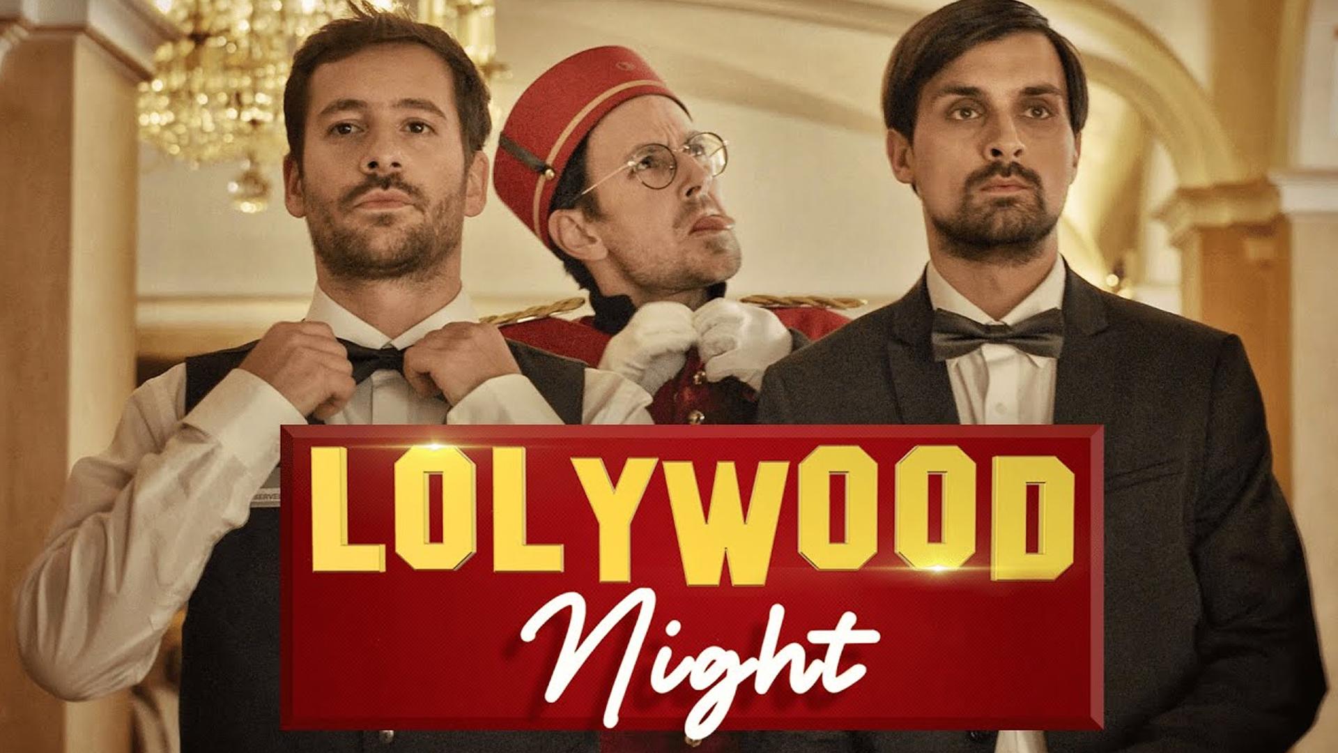 Lolywood Night